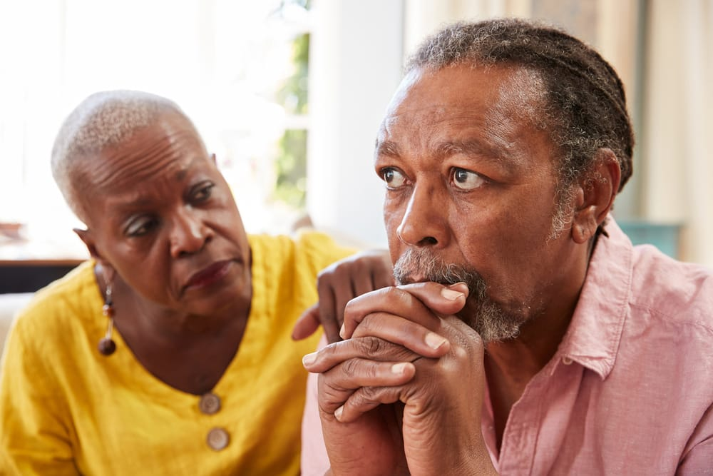 The Symptoms and Causes of Elderly Depression