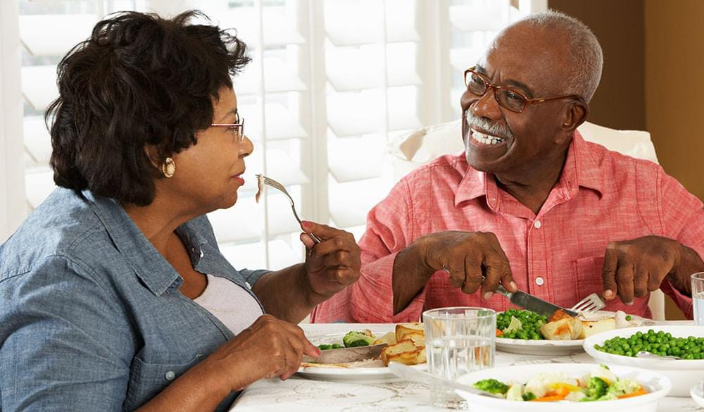 The Importance of a Healthy and Balanced Diet for Seniors