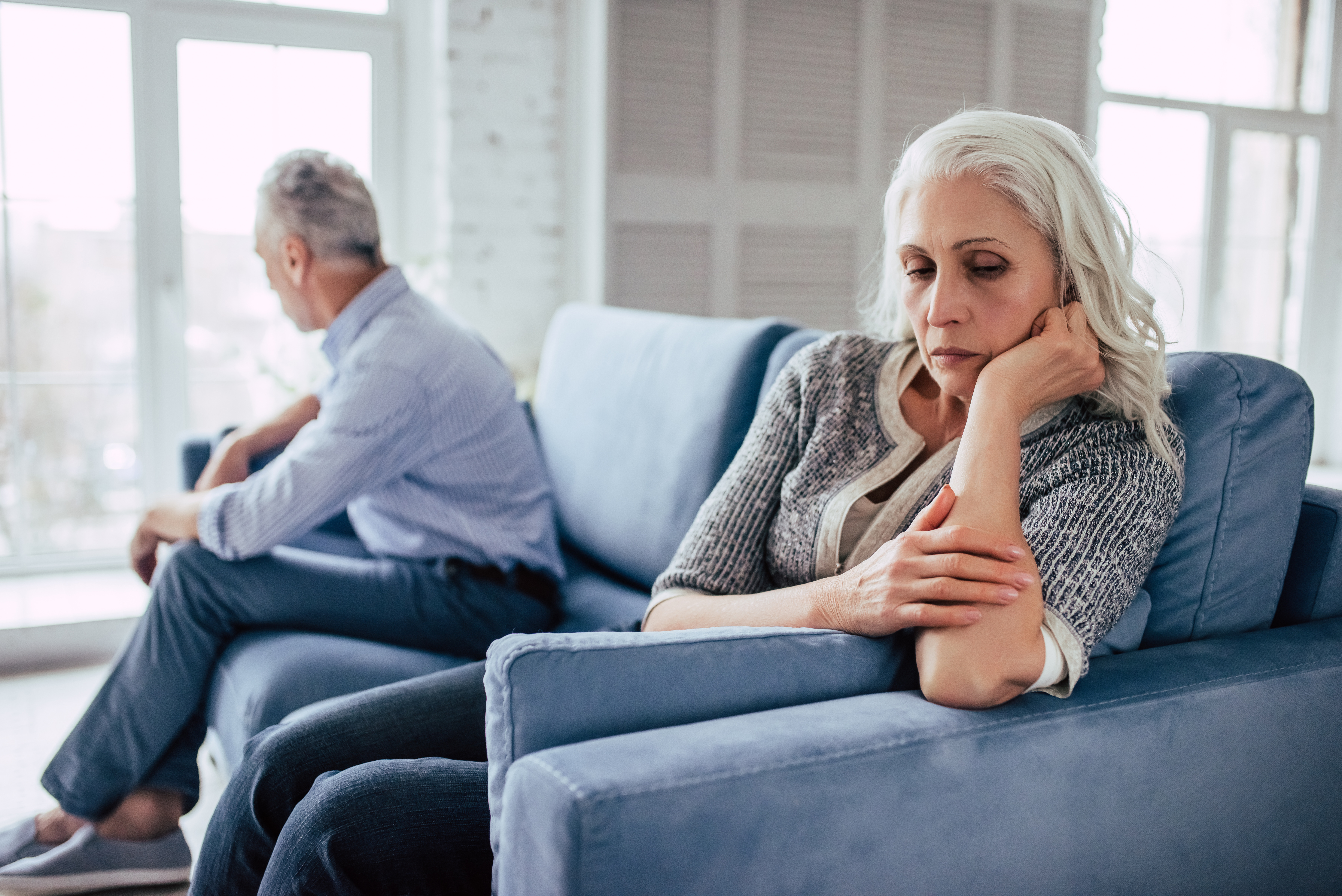 Facing Divorce In Your Senior Years