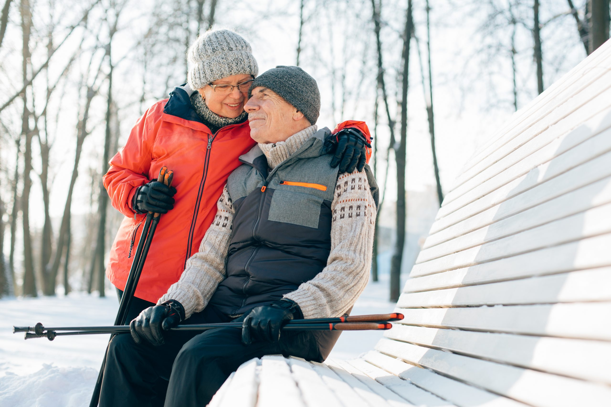 How Seniors Can Stay Safe this Winter Season