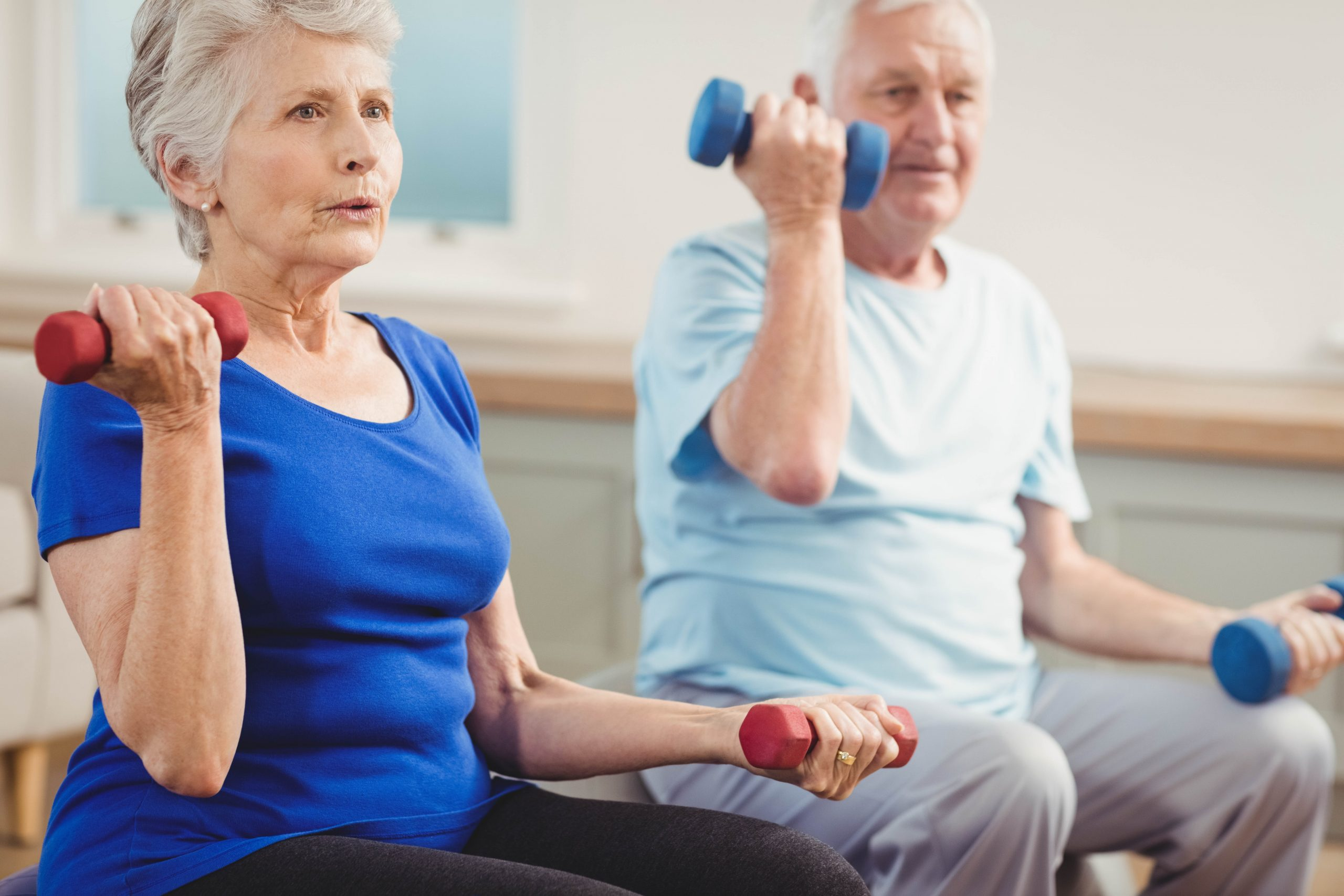 Senior Muscle Loss is a Thing of the Past with These 5 Tips