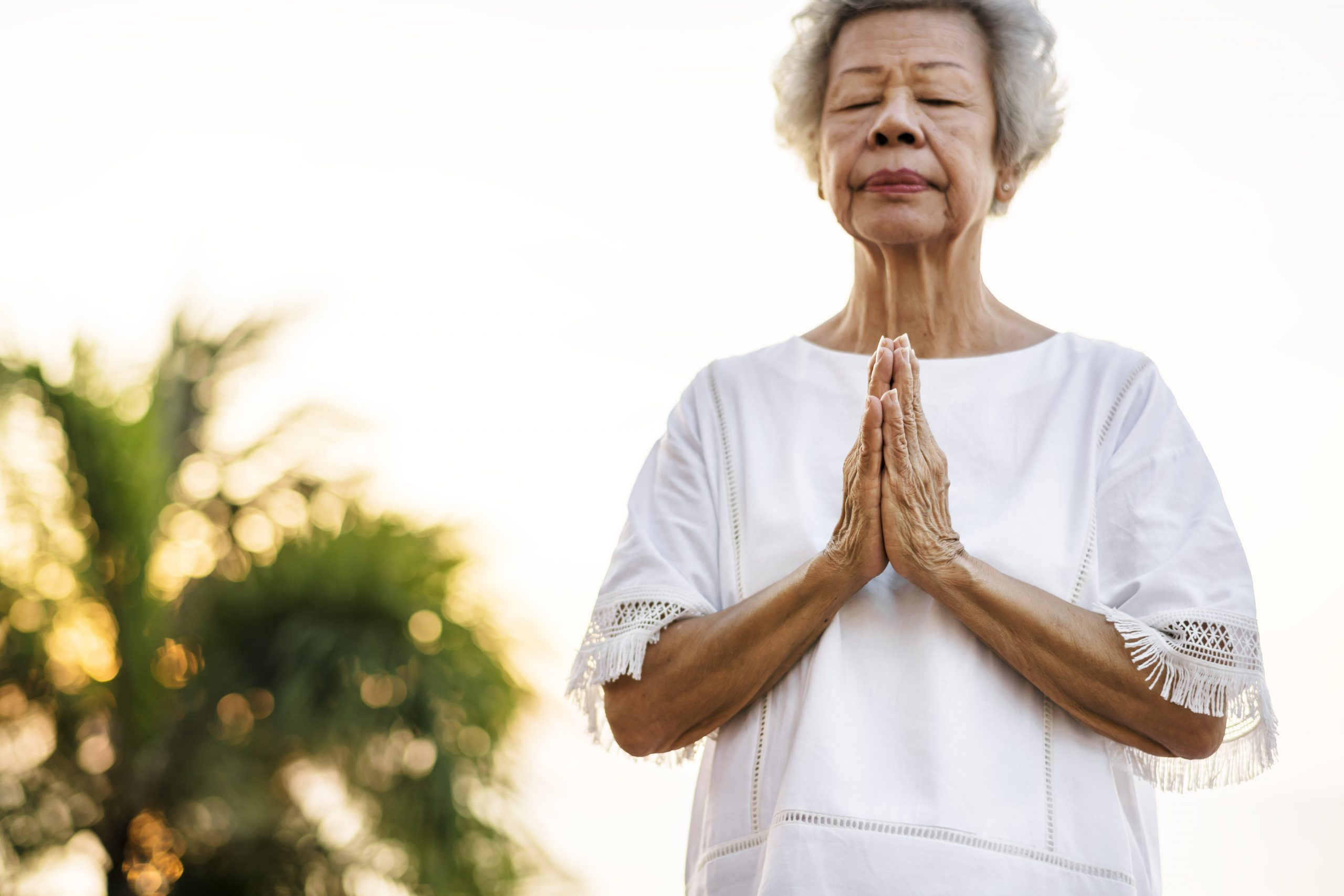 Seniors Should Introduce Yoga Into Their Routine For These Benefits……