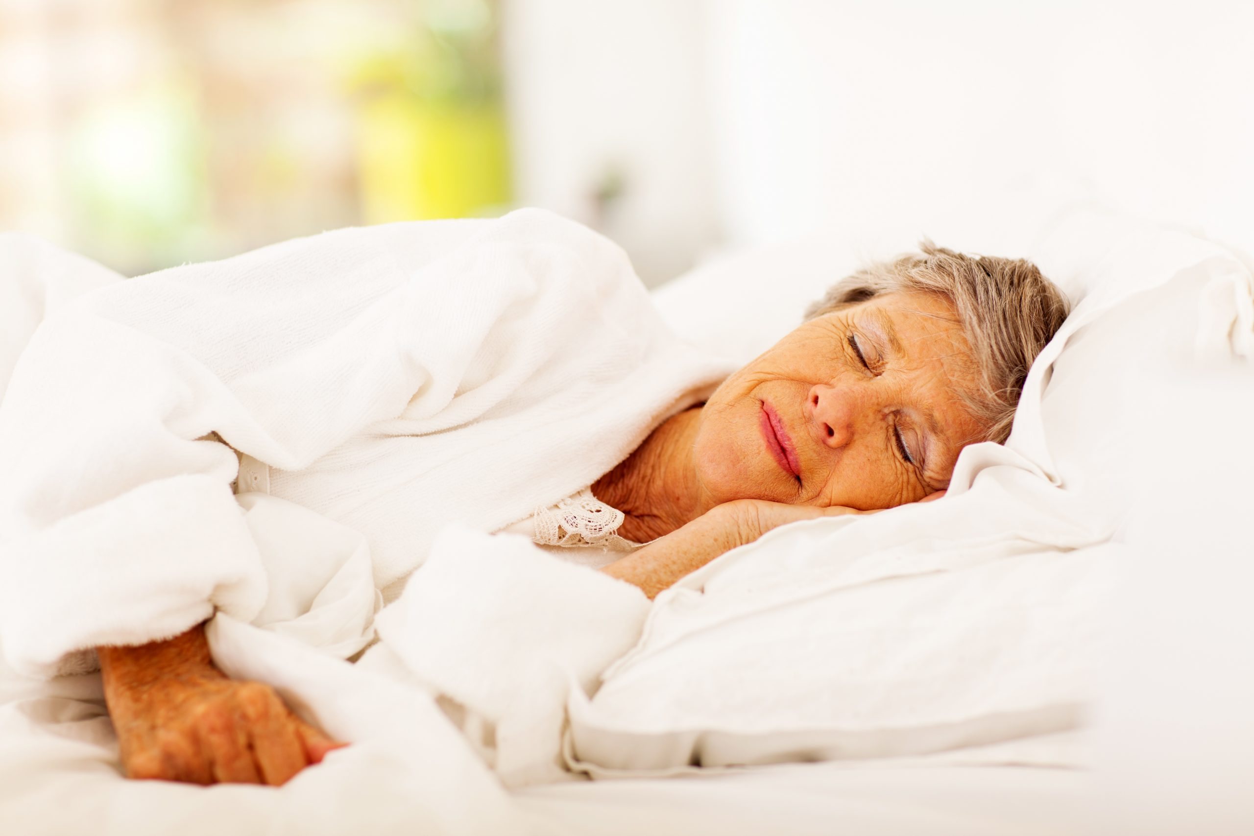 A Healthy Nights Sleep Can Increase Senior Heart Health